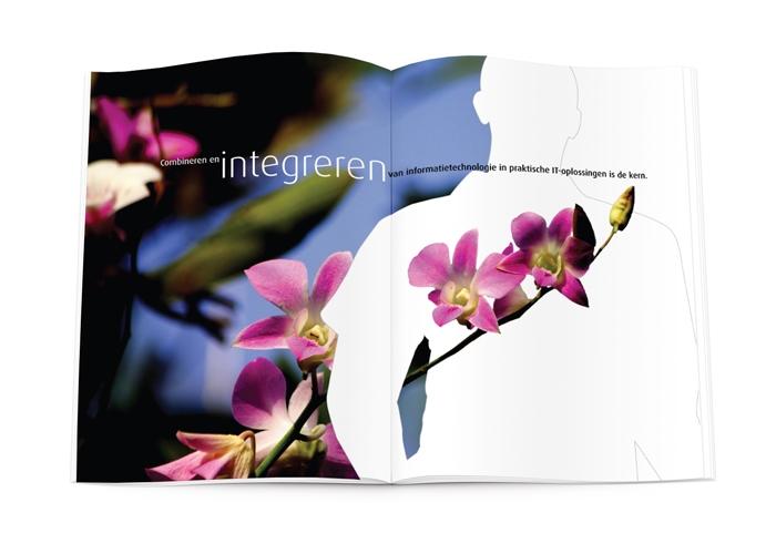 Inter Access jaarverslag integreren
