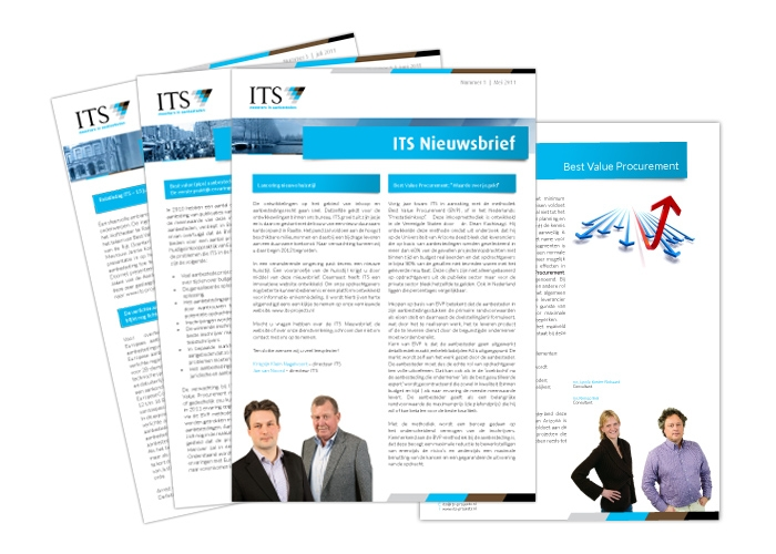 ITS projects nieuwsbrief