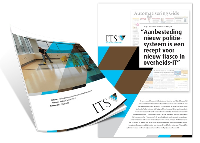 ITS projects  leaflet