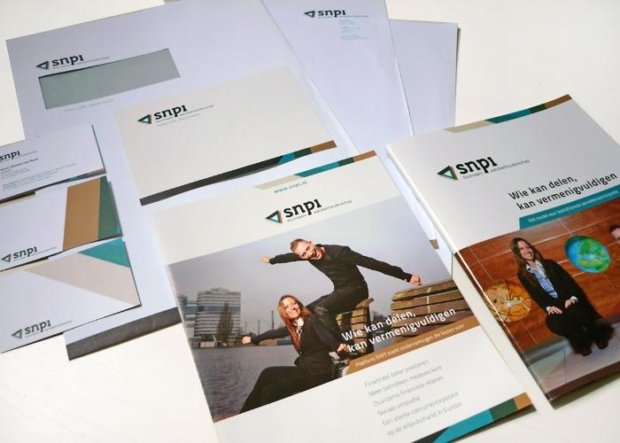 SNPI corporate identity