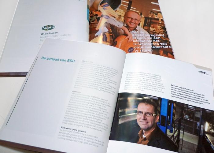 SNPI brochure inhoud