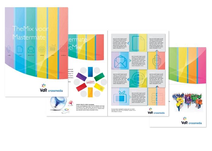 VdR corporate folder