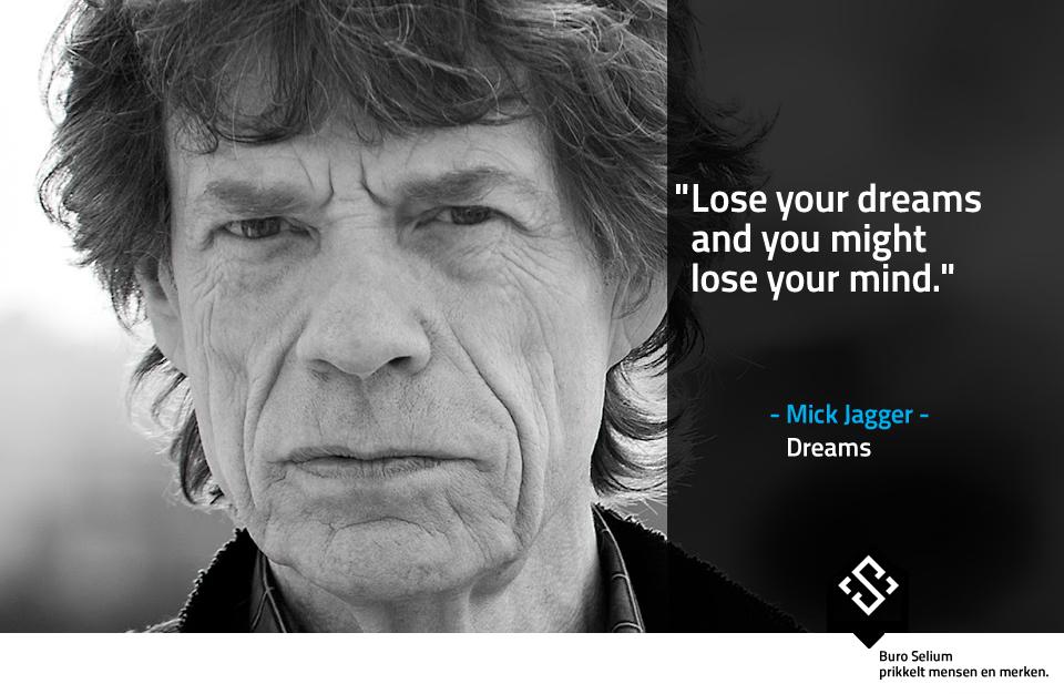 Prikkelende helden - Mick Jagger